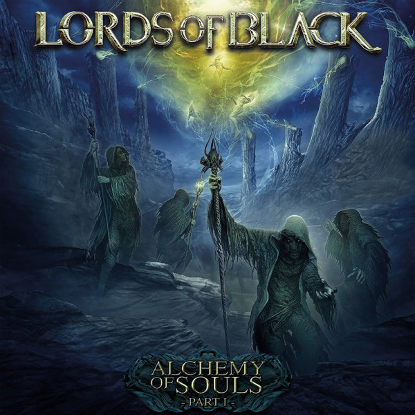 LORDS OF BLACK - Alchemy Of Souls - CD Jewelcase