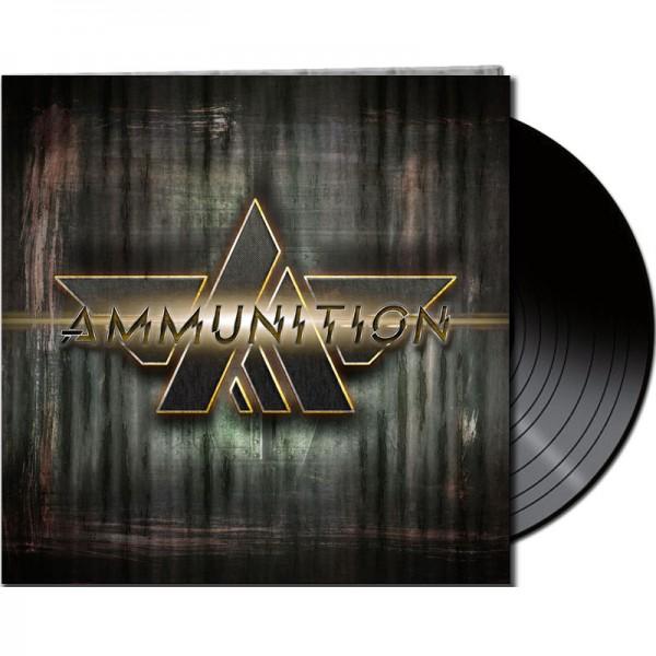 AMMUNITION - Ammunition - LTD Gatefold Black Vinyl, 180 Gram