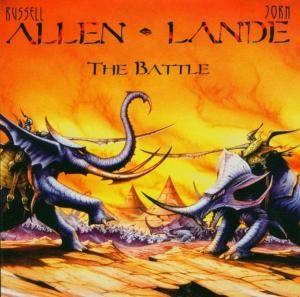 Allen,Russell/Lande,Jorn - The Battle - CD