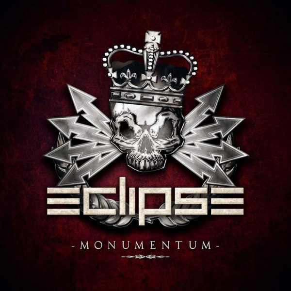 Eclipse - Monumentum - Ltd.Gatefold RED Vinyl