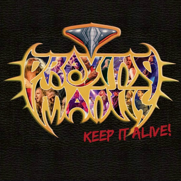PRAYING MANTIS - Keep It Alive - CD+DVD (Jewelcase)