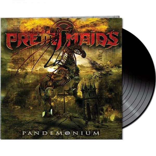 PRETTY MAIDS - Pandemonium - LTD Gatefold Black Vinyl, 180 Gram