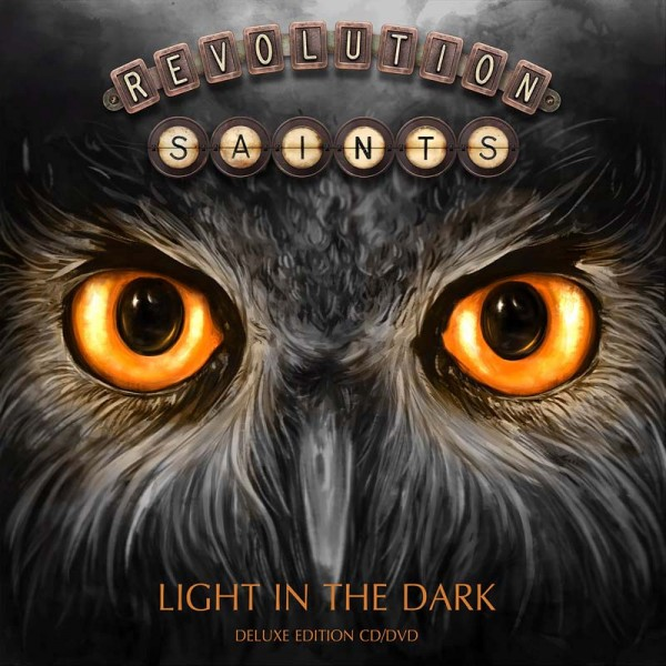 REVOLUTION SAINTS - Light In The Dark - Ltd. Deluxe CD/DVD Edition