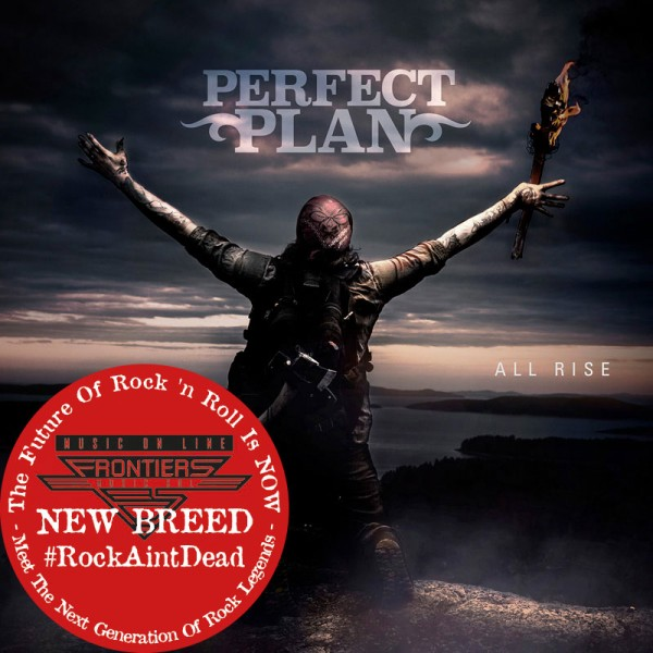 PERFECT PLAN - All Rise - CD Jewelcase *NEW BREED*