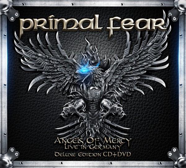 PRIMAL FEAR - Angels of Mercy – Live in Germany - CD/DVD-Digipak