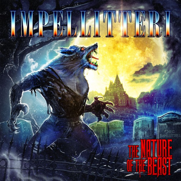 IMPELLITTERI - The Nature of the Beast - CD Jewelcase