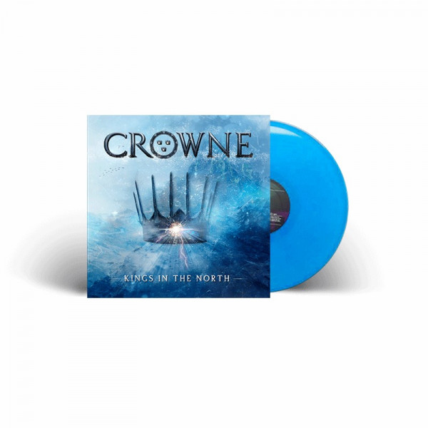 CROWNE - Kings In The North - Ltd. Gatefold TURQUOISE Vinyl