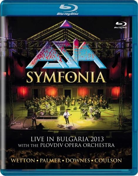 Asia - Symfonia-Live In Bulgaria 2013