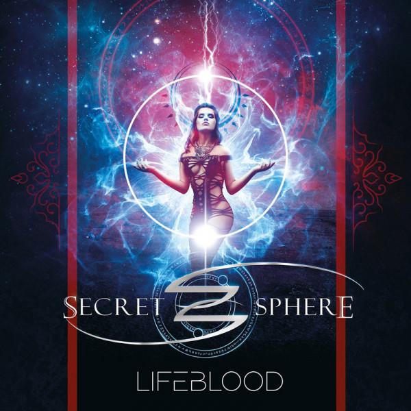 SECRET SPHERE - Lifeblood - CD Jewelcase