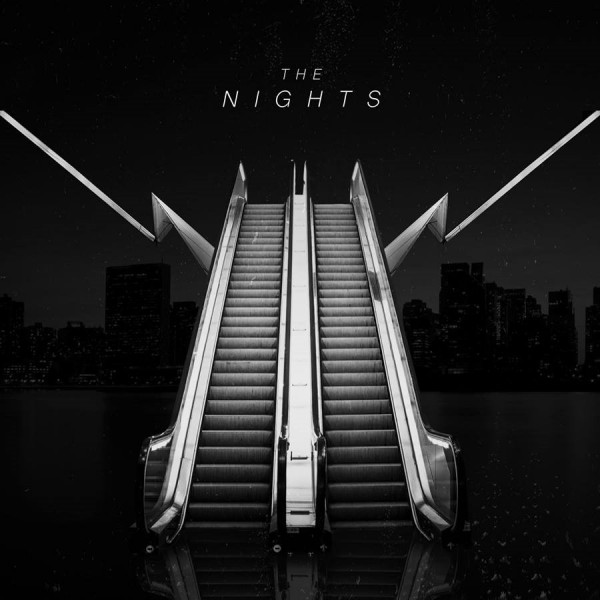 THE NIGHTS - The Nights - CD Jewelcase