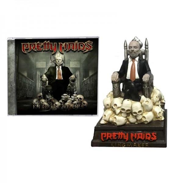 Pretty Maids - Kingmaker (Ltd. Boxset)