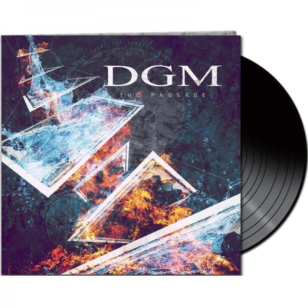 DGM - The Passage (Ltd.Gatefold Black 2 Vinyl, 180 Gramm)