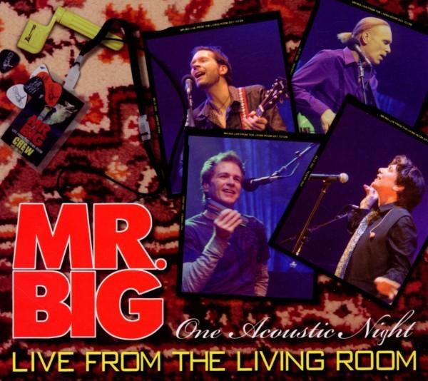 Mr.Big - Live From The Living Room (Digipak)