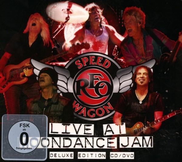 Reo Speedwagon - Live At Moondance Jam (Ltd.Digipak+DVD)