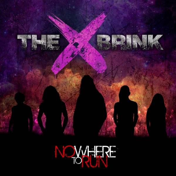 THE BRINK - Nowhere To Run - CD Jewelcase