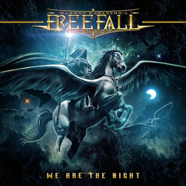 MAGNUS KARLSSON'S FREE FALL - We Are The Night - CD Jewelcase