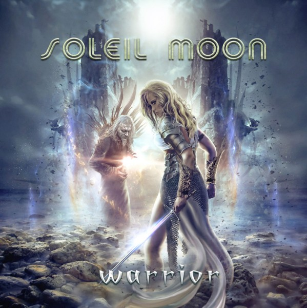 SOLEIL MOON - Warrior - CD Jewelcase