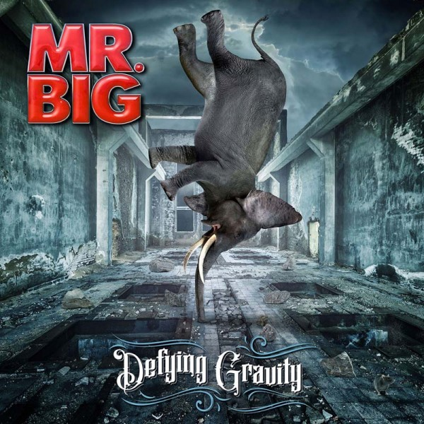 MR.BIG - Defying Gravity - CD Jewelcase