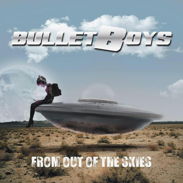 BULLETBOYS - From Out Of The Skies - CD Jewelcase