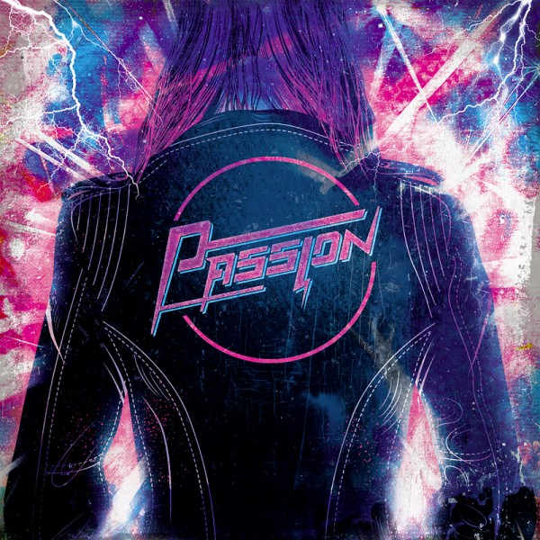 PASSION - Passion - CD Jewelcase