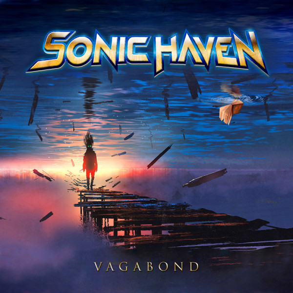 SONIC HAVEN - Vagabond - CD Jewelcase