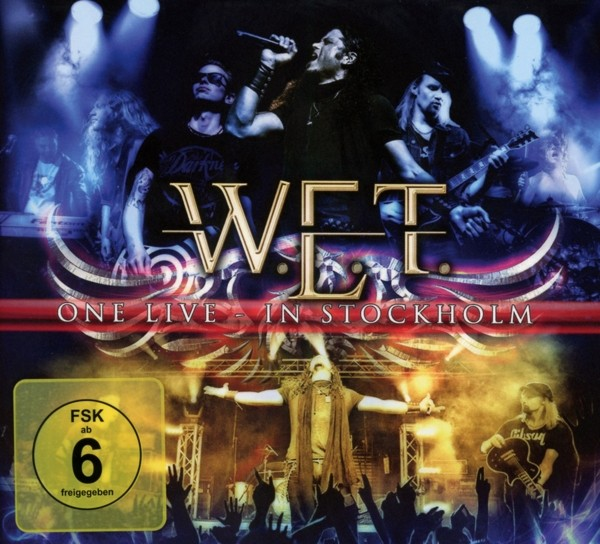 W.E.T. - One Live-In Stockholm