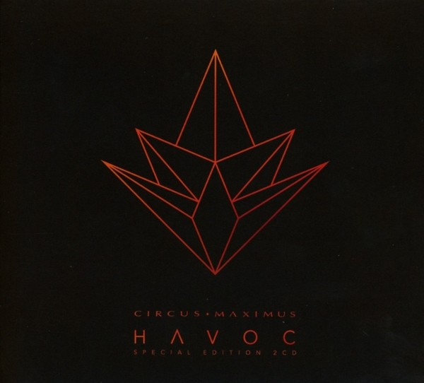CIRCUS MAXIMUS - Havoc - Ltd.2-CD-Deluxe Edition
