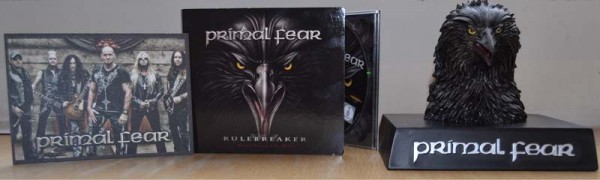Primal Fear - Rulebreaker (Ltd. Boxset)