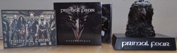 Primal Fear - Rulebreaker (Ltd. Boxset)