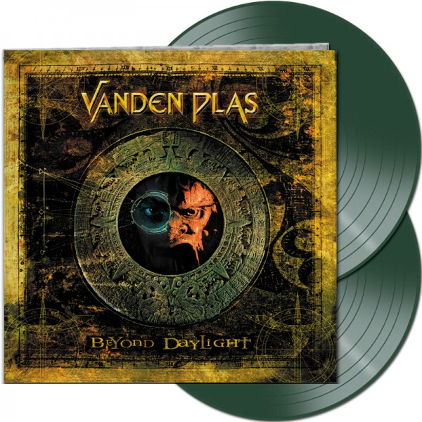 VANDEN PLAS - Beyond Daylight - LTD Gatefold GREEN 2-Vinyl, 180 Gram