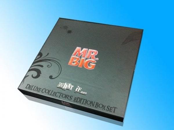 Mr.Big - What If...(Fanbox-Set incl.LP/CD/DVD & Poster)