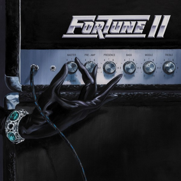 FORTUNE - II - CD Jewelcase