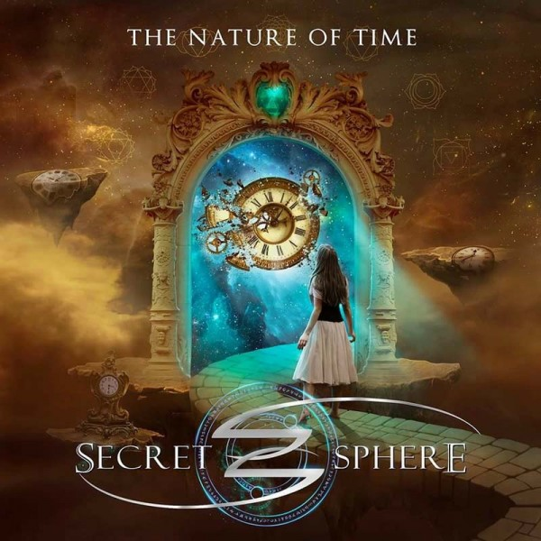 SECRET SPHERE - The Nature of Time - CD Jewelcase