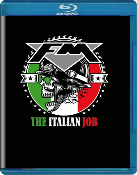 FM - The Italian Job - Blu-Ray