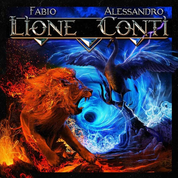 LIONE / CONTI - Lione / Conti - CD Jewelcase