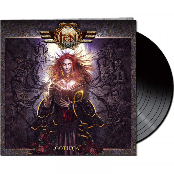 TEN - Gothica - Ltd.Gatefold/Black Vinyl/180 Gramm