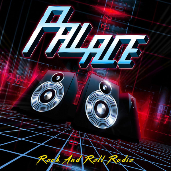 PALACE - Rock And Roll Radio - CD Jewelcase