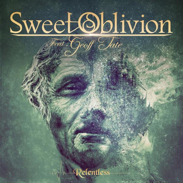 SWEET OBLIVION Feat. GEOFF TATE - Relentless - CD Jewelcase