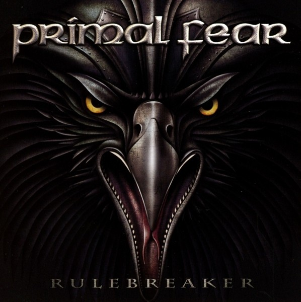 PRIMAL FEAR - Rulebreaker - CD Jewelcase
