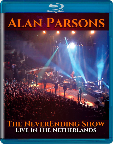 ALAN PARSONS - The NeverEnding Show: Live In The Netherlands - Blu-Ray