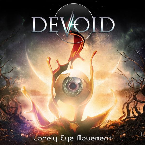 DEVOID - Lonely Eye Movement - CD Jewelcase