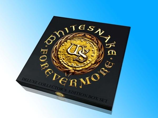 Whitesnake - Forevermore (Boxset Inkl.CD+DVD/LP+Lithographie