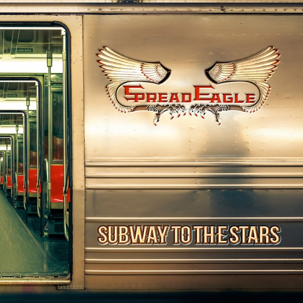 SPREAD EAGLE - Subway To The Stars - CD Jewelcase