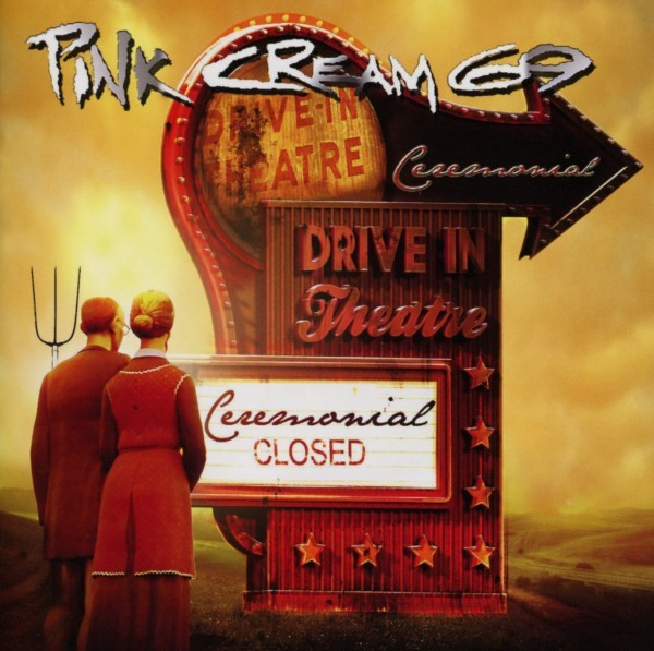 Pink Cream 69 - Ceremonial