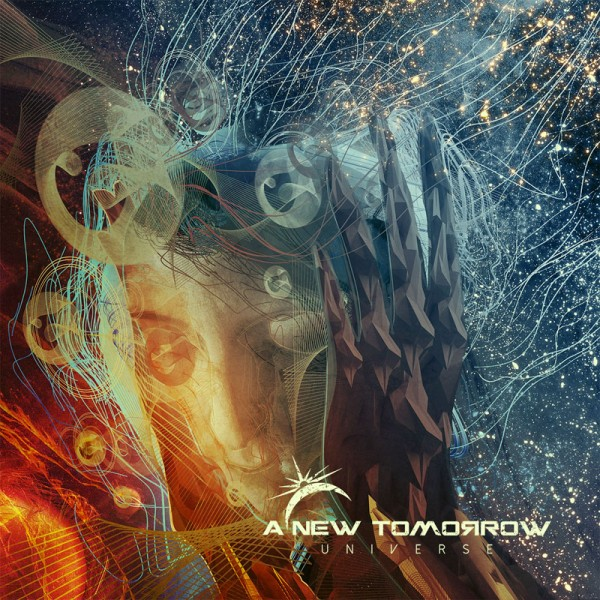 A NEW TOMORROW - Universe - CD Jewelcase