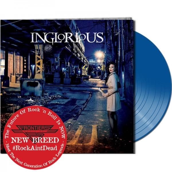 INGLORIOUS - Inglorious II - LTD. Gatefold Blue Vinyl/180 Gram