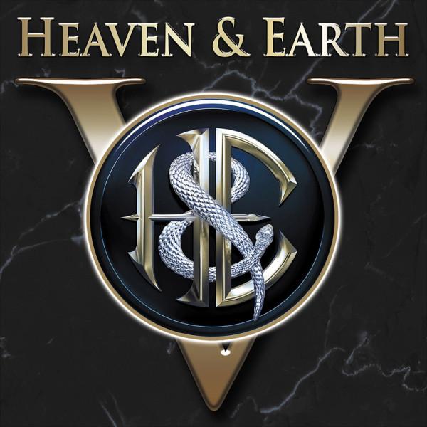 HEAVEN & EARTH - V - CD Jewelcase