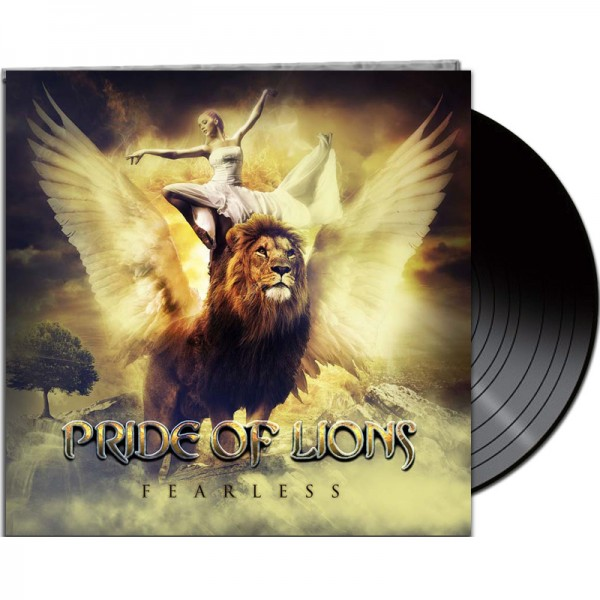 Pride Of Lions - Fearless (Ltd.Gatefold Black Vinyl, 180 Gramm)