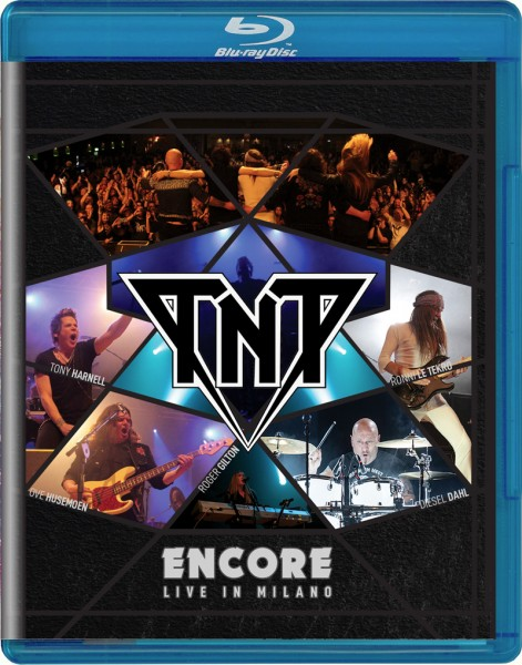TNT - Encore: Live In Milano - Blu-Ray