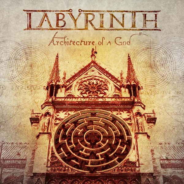Labyrinth	- Architecture Of A God - CD
